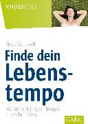 Cover-Bild zu Finde dein Lebenstempo (eBook) von Schuseil, Petra