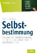 Cover-Bild zu Selbstbestimmung (eBook) von Pohl, Monika A.