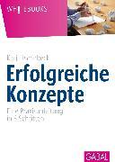 Cover-Bild zu Erfolgreiche Konzepte (eBook) von Ischebeck, Katja