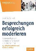 Cover-Bild zu Besprechungen erfolgreich moderieren (eBook) von Seifert, Josef W.