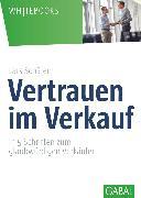 Cover-Bild zu Vertrauen im Verkauf (eBook) von Schäfer, Lars