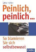 Cover-Bild zu Peinlich, Peinlich (eBook) von Härter, Gitte
