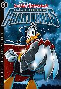 Cover-Bild zu Lustiges Taschenbuch Ultimate Phantomias 01 (eBook) von Martina, Guido
