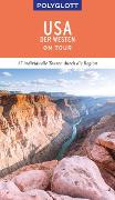Cover-Bild zu POLYGLOTT on tour Reiseführer USA - Der Westen von Braunger, Manfred