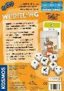 Cover-Bild zu Würfel-WG von Marc-Uwe Kling