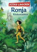 Cover-Bild zu Ronja Räubertochter von Lindgren, Astrid