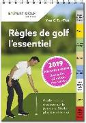 Cover-Bild zu Règles de golf, l'essentiel 2019