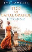 Cover-Bild zu Tod am Canal Grande - Ein Fall für Jackie Dupont
