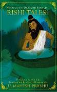 Cover-Bild zu Rishi Tales 1 (eBook) von Prabhu, Mahesh