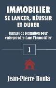 Cover-Bild zu Immobilier - Se Lancer, R von Honla, Jean-Pi