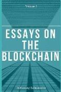 Cover-Bild zu Essays on the Blockchain: Volume 1 von Subramanian