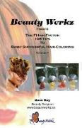Cover-Bild zu The Fhair Factor: 108 Tips to Basic Successful Hair Coloring von Ray, Dave a. B.