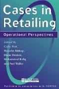 Cover-Bild zu Hart, Cathy (Hrsg.): Cases in Retailing