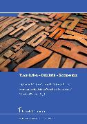 Cover-Bild zu Translation - Didaktik - Kompetenz (eBook) von Schreiber, Michael (Hrsg.)