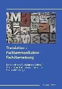 Cover-Bild zu Translation - Fachkommunikation - Fachübersetzung (eBook) von Schreiber, Michael (Hrsg.)