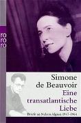 Cover-Bild zu Beauvoir, Simone de: Eine transatlantische Liebe