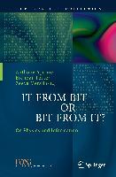 Cover-Bild zu It From Bit or Bit From It? von Aguirre, Anthony (Hrsg.)