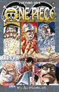 Cover-Bild zu One Piece, Band 58 von Oda, Eiichiro