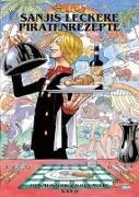 Cover-Bild zu One Piece - Sanjis leckere Piratenrezepte von Oda, Eiichiro