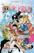Cover-Bild zu One Piece 82 von Oda, Eiichiro