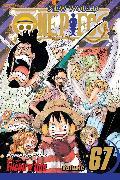 Cover-Bild zu One Piece, Vol. 67 von Oda, Eiichiro