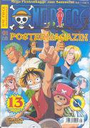 Cover-Bild zu One Piece Postermagazin 01