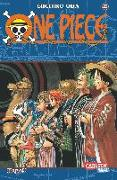 Cover-Bild zu One Piece, Band 22 von Oda, Eiichiro
