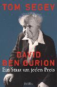 Cover-Bild zu David Ben Gurion (eBook) von Segev, Tom