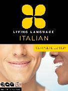 Cover-Bild zu Living Language Italian, Complete Edition von Living Language