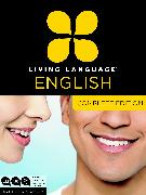 Cover-Bild zu Living Language English, Complete Edition (ESL/ELL) von Living Language
