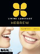 Cover-Bild zu Living Language Hebrew, Complete Edition von Living Language