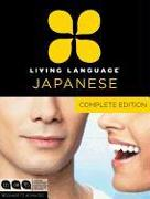 Cover-Bild zu Living Language Japanese, Complete Edition von Living Language