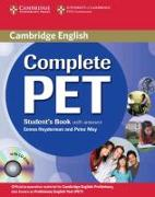 Cover-Bild zu Complete PET. Student's Book with Answers von Heyderman, Emma