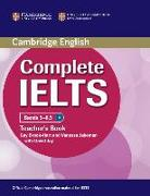 Cover-Bild zu Complete IELTS Bands 5-6.5. Teacher's Book von Brook-Hart, Guy