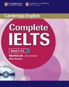 Cover-Bild zu Complete IELTS Bands 5-6.5. Workbook with Answers von Harrison, Mark
