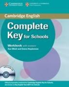 Cover-Bild zu Cambridge English. Complete Key for Schools. Workbook with Answers von Elliott, Sue