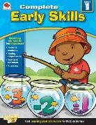 Cover-Bild zu Early Skills, Grade 1: Canadian Edition von Carson-Dellosa Publishing (Hrsg.)