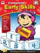 Cover-Bild zu Early Skills, Grade K: Canadian Edition von Carson-Dellosa Publishing (Hrsg.)
