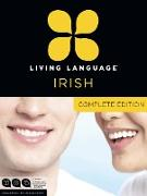 Cover-Bild zu Living Language Irish, Complete Edition von Living Language
