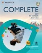 Cover-Bild zu Complete Key for Schools von McKeegan, David