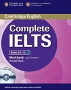 Cover-Bild zu Complete IELTS Bands 6.5-7.5 Workbook with Answers von Wyatt, Rawdon