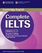 Cover-Bild zu Complete IELTS Bands 6.5-7.5 Teacher's Book von Brook-Hart, Guy