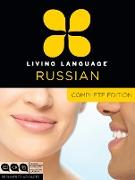 Cover-Bild zu Living Language Russian, Complete Edition von Living Language