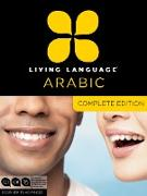 Cover-Bild zu Living Language Arabic, Complete Edition von Living Language