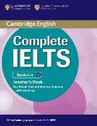 Cover-Bild zu Complete IELTS Bands 4-5. Teacher's Book von Brook-Hart, Guy