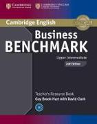 Cover-Bild zu Business Benchmark Upper Intermediate BULATS and Business Vantage Teacher's Resource Book von Brook-Hart, Guy