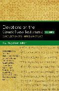Cover-Bild zu Jackson, Paul Norman: Devotions on the Greek New Testament, Volume Two