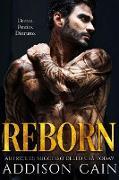Cover-Bild zu Reborn (Alpha's Claim (Italiano), #3) (eBook) von Cain, Addison