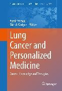 Cover-Bild zu Lung Cancer and Personalized Medicine (eBook) von Ahmad, Aamir (Hrsg.)