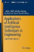 Cover-Bild zu Applications of Artificial Intelligence Techniques in Engineering (eBook) von Ahmad, Aamir (Hrsg.)